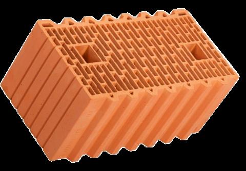 Самые известные марки керамических блоков – Рауф и Поротерм