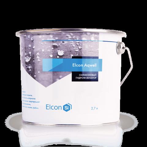 Силиконовый гидрофобизатор Elcon Aqwell