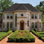 Современные проекты домов двухэтажных из кирпича – правильный выбор на долгие годы