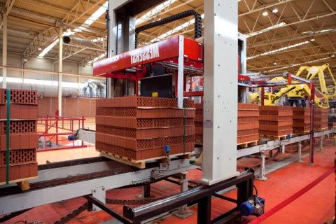 Завод по выпуску керамических изделий
