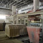 Цех по производству силикатного кирпича