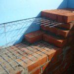 Армирование металлическими сетками