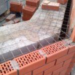 Облицовка многослойной стеновой конструкции