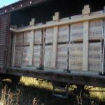 Пакеты со стройматериалами могут перевозиться в закрытых вагонах