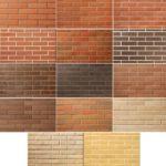 Разнообразие цветовой гаммы и фактуры лицевой поверхности - фото