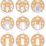 Кладка 4 – 12 рядов конструкции